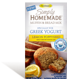 Greek Yogurt Lemon Poppyseed