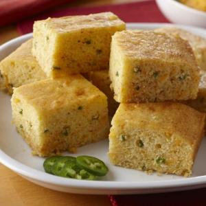 Jalapeno and Cheese Cornbread